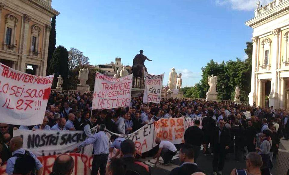 protesta-atac-campidoglio