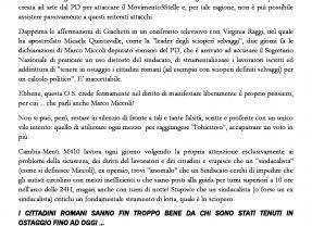 ATAC – CAMBIA-MENTI M410 – I CITTADINI LI TUTELA NON LI TIENE IN OSTAGGIO.