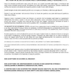 CAMBIA-MENTI M410 – Si punta il dito contro i lavoratori, perché?