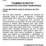 """COTRAL – CAMBIA-MENTI M410 – """"CAMBIO DI ROTTA"""" per la trasparenza…"""