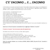COTRAL – CAMBIA-MENTI M410 – C'E' ENCOMIO … E … ENCOMIO