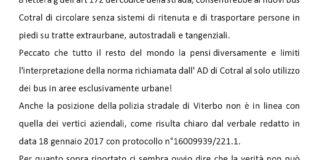 COTRAL – CAMBIA-MENTI M410 – Le interpretazioni del codice della strada..