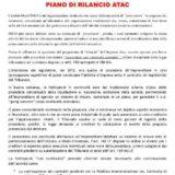 ATAC – CAMBIA-MENTI M410 – PROPOSTA PIANO DI RILANCIO ATAC